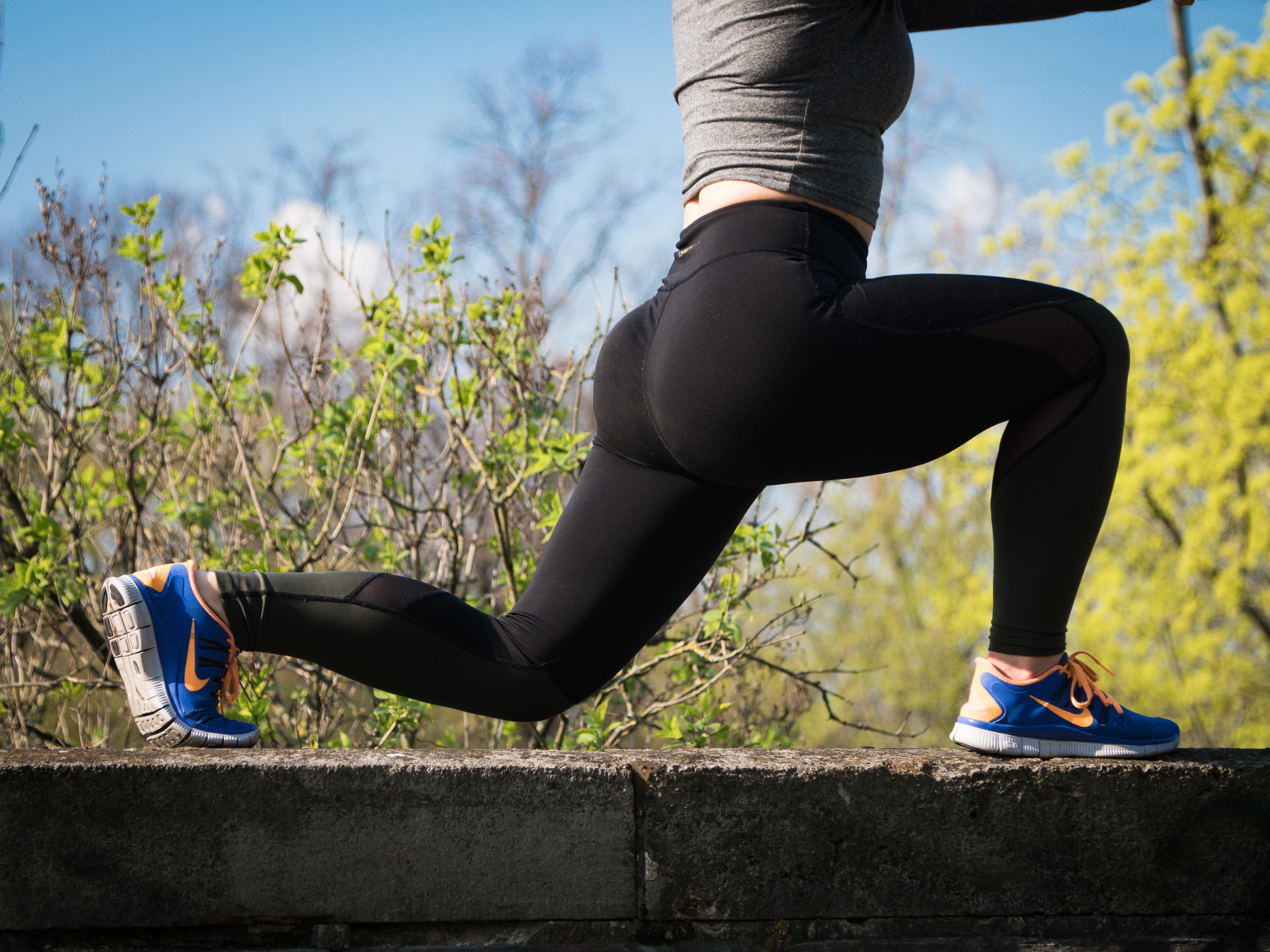 Outdoor Training mit Bianca Schmuck